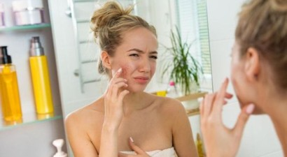 Folk remedies for acne, effective and not very recipes.
